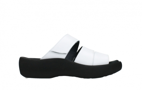 wolky slippers 03207 aporia 30100 white leather_1