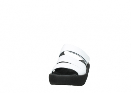wolky slippers 03207 aporia 30100 white leather_20