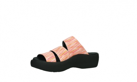 wolky slippers 03207 aporia 94555 red orange leather_11