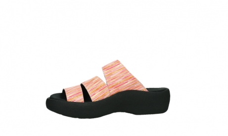 wolky slippers 03207 aporia 94555 red orange leather_12