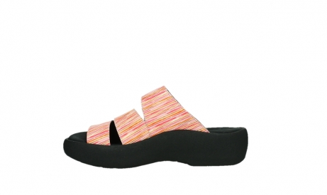 wolky slippers 03207 aporia 94555 red orange leather_13
