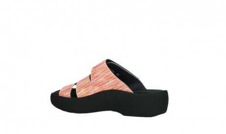 wolky slippers 03207 aporia 94555 red orange leather_15