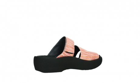 wolky slippers 03207 aporia 94555 red orange leather_23