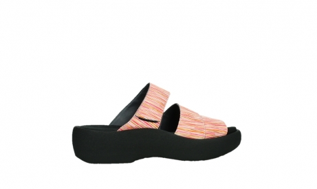 wolky slippers 03207 aporia 94555 red orange leather_24