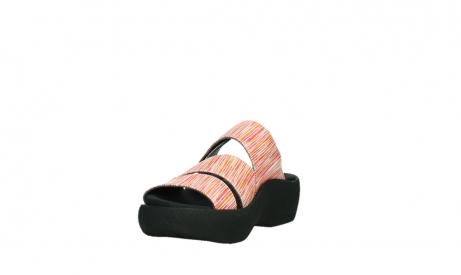 wolky slippers 03207 aporia 94555 red orange leather_9