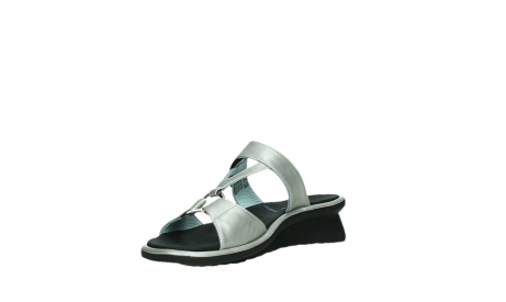 wolky slippers 03307 isa 85130 silver leather_10