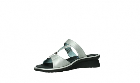 wolky slippers 03307 isa 85130 silver leather_11