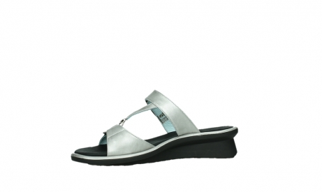 wolky slippers 03307 isa 85130 silver leather_12