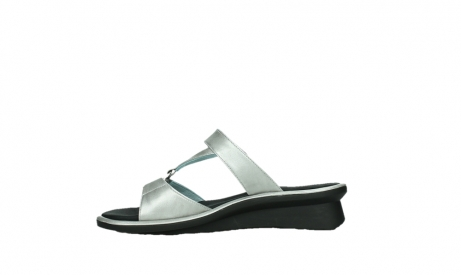 wolky slippers 03307 isa 85130 silver leather_13