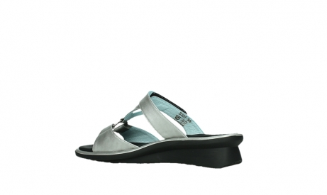 wolky slippers 03307 isa 85130 silver leather_15