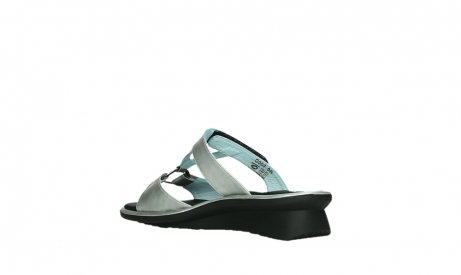 wolky slippers 03307 isa 85130 silver leather_16