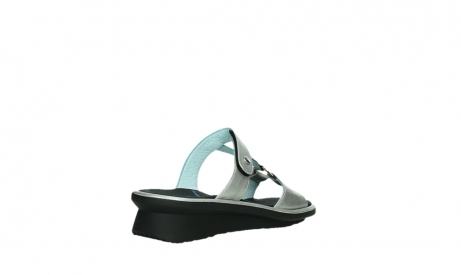 wolky slippers 03307 isa 85130 silver leather_22