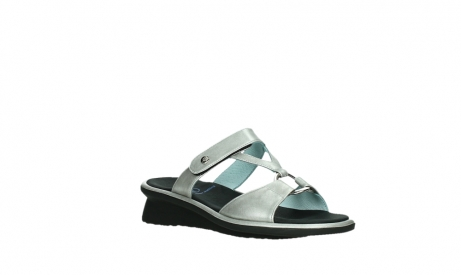 wolky slippers 03307 isa 85130 silver leather_4