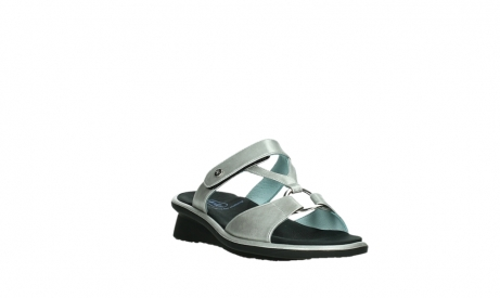 wolky slippers 03307 isa 85130 silver leather_5