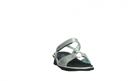 wolky slippers 03307 isa 85130 silver leather_6