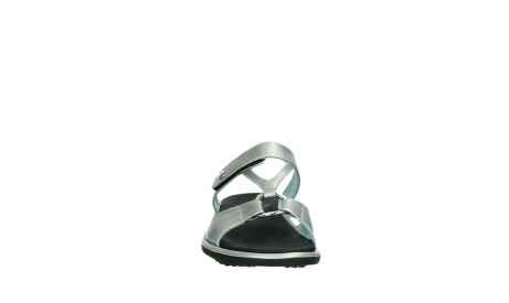 wolky slippers 03307 isa 85130 silver leather_7