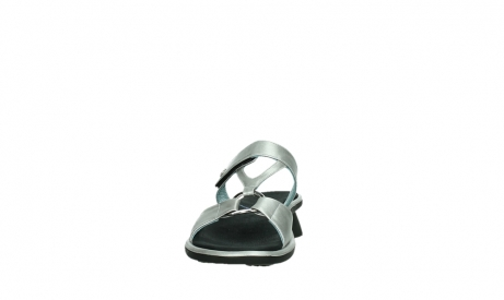 wolky slippers 03307 isa 85130 silver leather_8