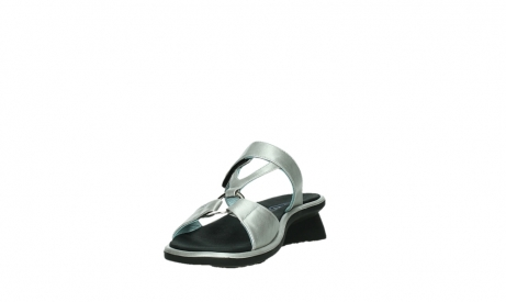 wolky slippers 03307 isa 85130 silver leather_9