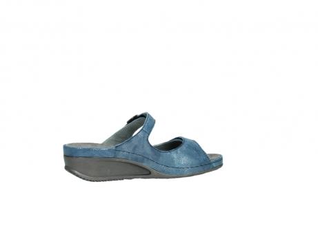wolky slippers 0426 mundaka 681 oceaan kaviaarprint leer_12