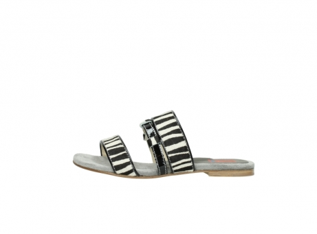 wolky slippers 04645 miami 50000 zebra print leather_1