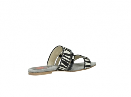 wolky slippers 04645 miami 50000 zebra print leather_11