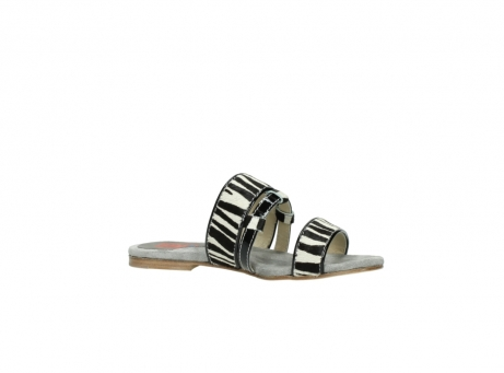 wolky slippers 04645 miami 50000 zebra print leather_15