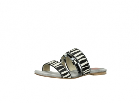 wolky slippers 04645 miami 50000 zebra print leather_23