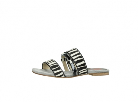 wolky slippers 04645 miami 50000 zebra print leather_24