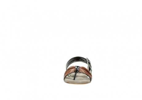 wolky slippers 04646 palm beach 60430 cognac leather_19