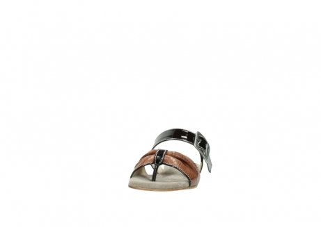 wolky slippers 04646 palm beach 60430 cognac leer_20