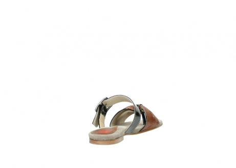 wolky slippers 04646 palm beach 60430 cognac leather_9