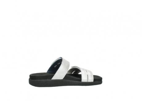 wolky slippers 0501 cirrus 919 parelwit metallic leer_12
