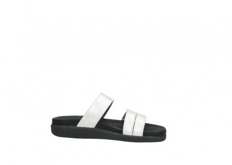 wolky slippers 0501 cirrus 919 parelwit metallic leer_14