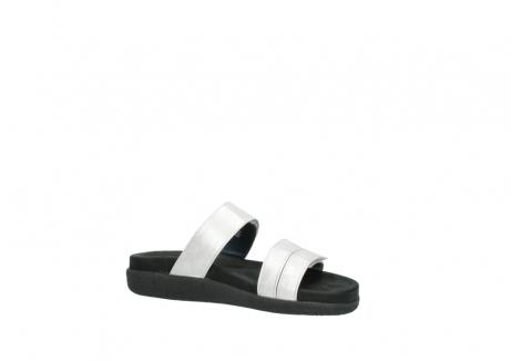 wolky slippers 0501 cirrus 919 parelwit metallic leer_15