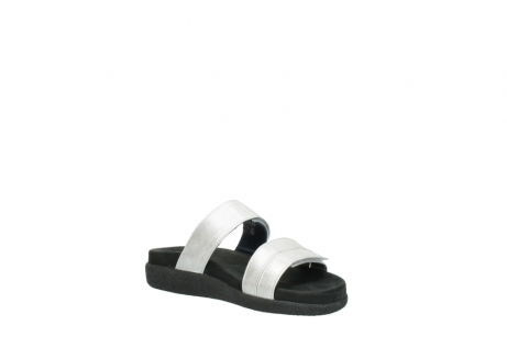 wolky slippers 0501 cirrus 919 parelwit metallic leer_16