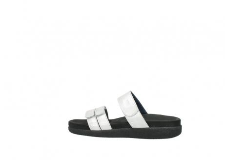 wolky slippers 0501 cirrus 919 parelwit metallic leer_2
