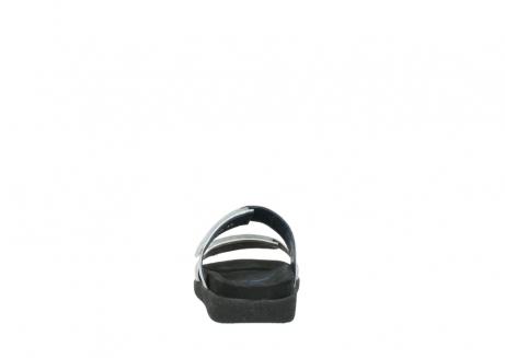 wolky slippers 0501 cirrus 919 parelwit metallic leer_7