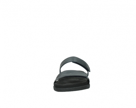 wolky slippers 0511 cirrus men 380 donkerblauw leer_19