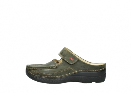 wolky pantoletten 06227 roll slipper 10733 forest grun_1