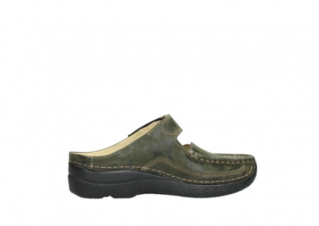 wolky pantoletten 06227 roll slipper 10733 forest grun_12