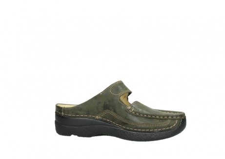 wolky pantoletten 06227 roll slipper 10733 forest grun_14