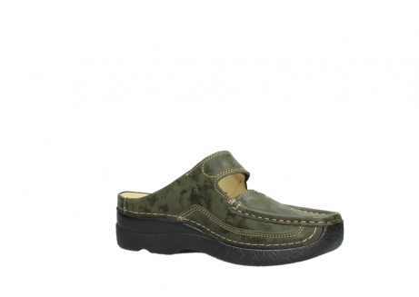 wolky pantoletten 06227 roll slipper 10733 forest grun_15