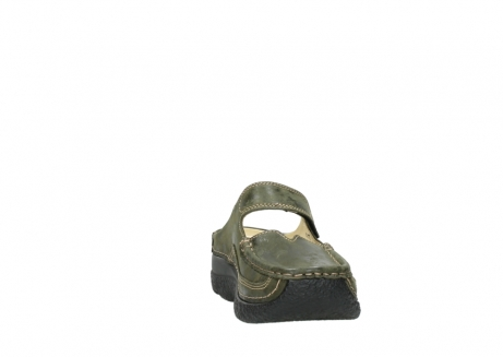 wolky pantoletten 06227 roll slipper 10733 forest grun_18