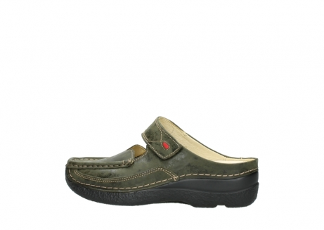 wolky pantoletten 06227 roll slipper 10733 forest grun_2