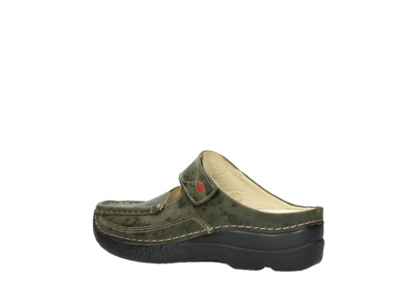 wolky pantoletten 06227 roll slipper 10733 forest grun_3