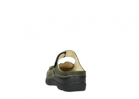 wolky pantoletten 06227 roll slipper 10733 forest grun_6