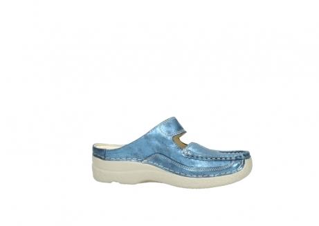 wolky slippers 06227 roll slipper 10870 blauw nubuck_14
