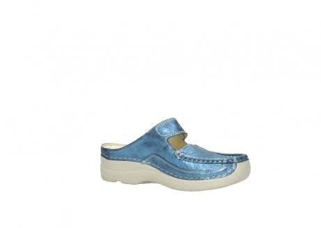 wolky slippers 06227 roll slipper 10870 blauw nubuck_15