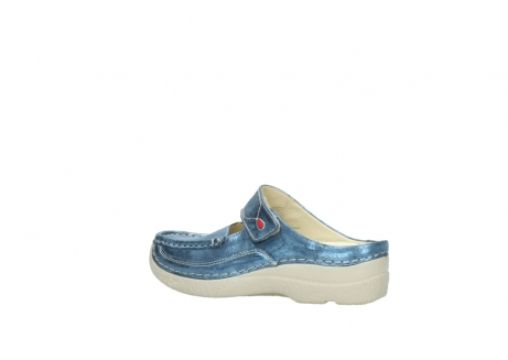 wolky slippers 06227 roll slipper 10870 blauw nubuck_3