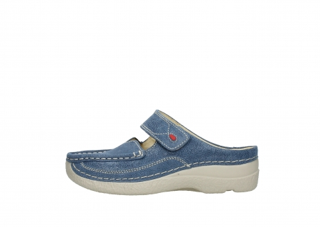 wolky slippers 06227 roll slipper 15820 denimblue nubuck_1